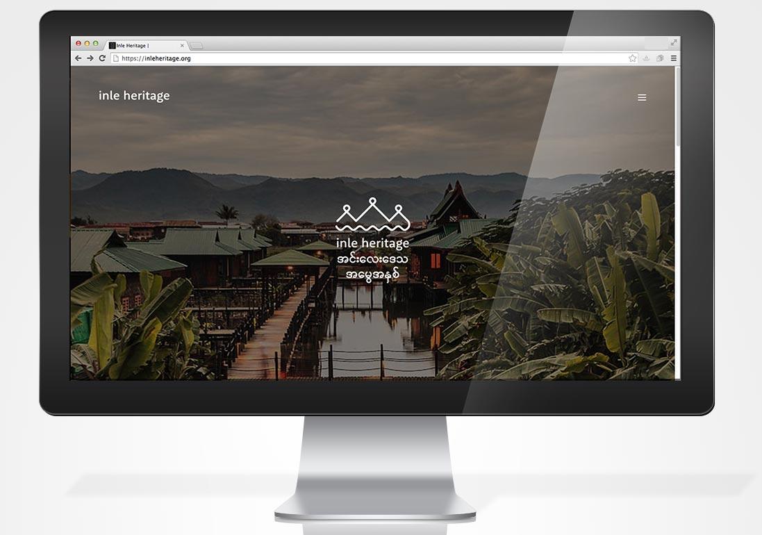 Inle Heritage web