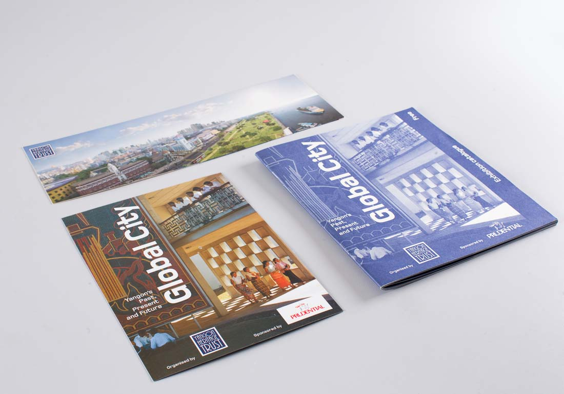 Yangon Heritage Trust all collateral